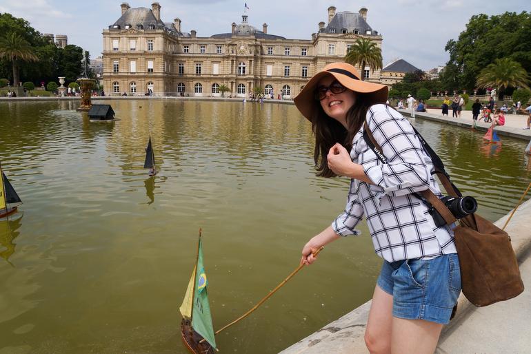 Megan Dingwall Paris