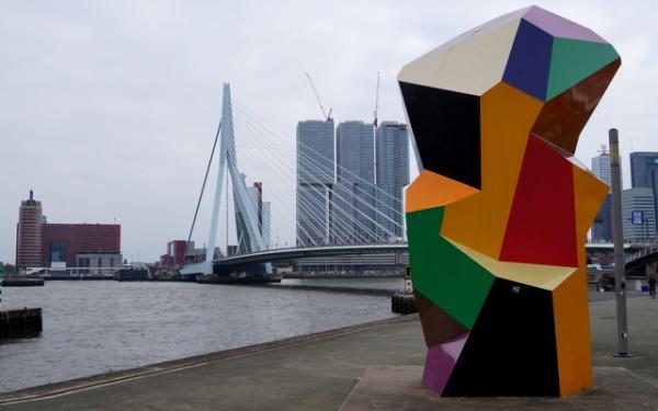 Rotterdam art