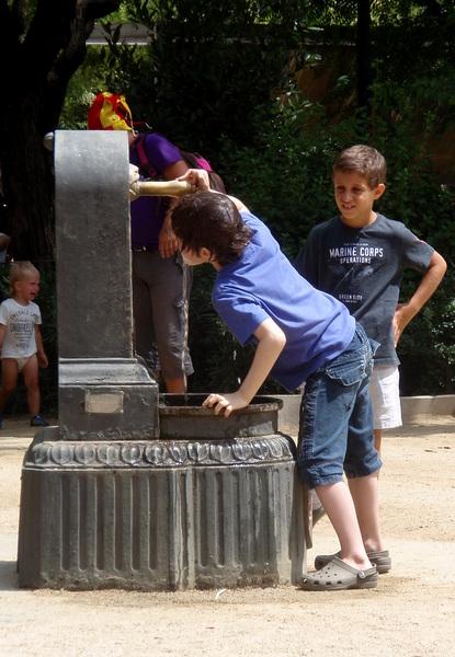 Fountain Barcelona