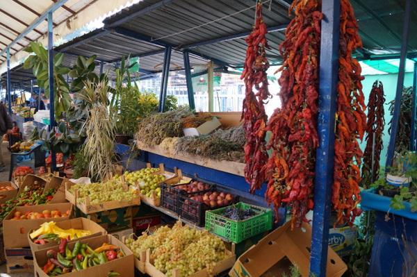Local Market, Ohrid