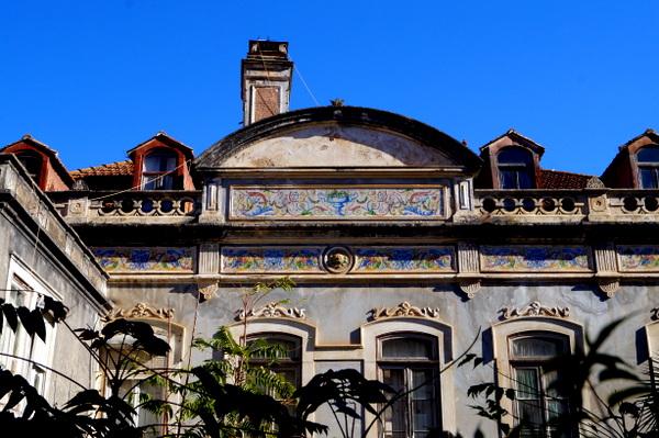 Beautiful building, Coimbra