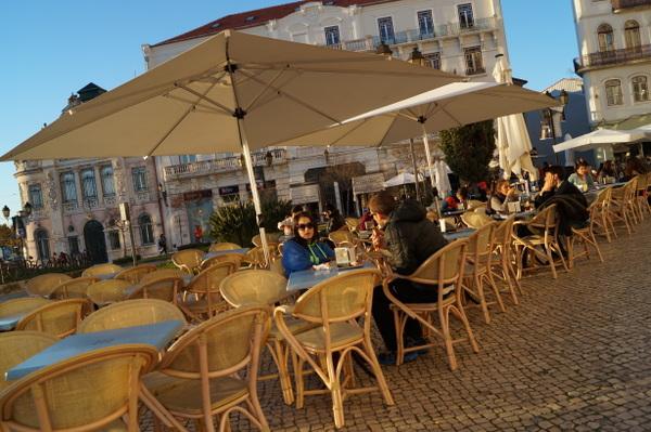 Cafes in Baixa
