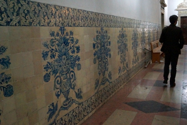 Hallway, Coimbra University