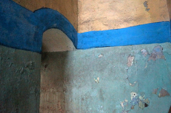 Paintwork in Yeni Hamam