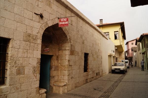 Yeni Hamam from outside