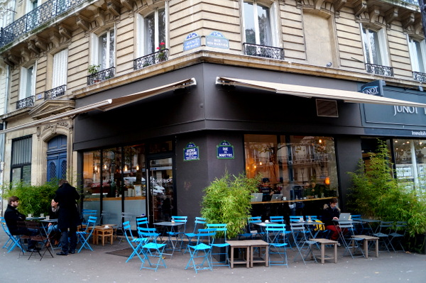 KB Cafe Paris