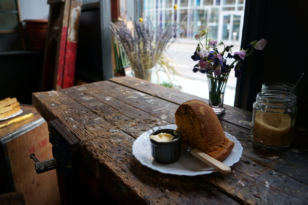 Here's five great cafes to check out when visiting Edinburgh, Istanbul, Paris, Lisbon and Barcelona.