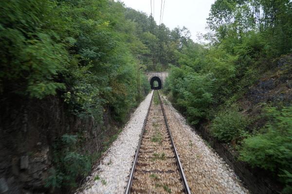 Belgrade to Bar Railway