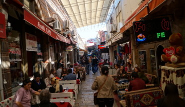 Alley in Izmir