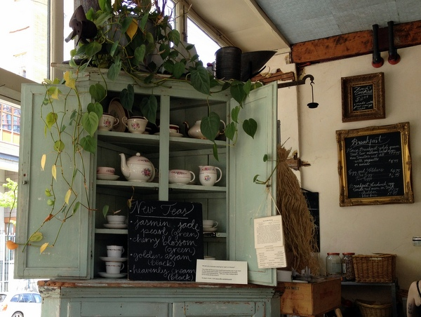 Finch's teacups