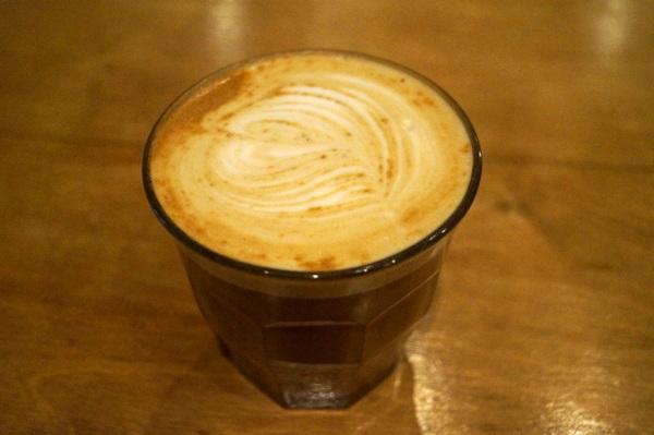 Revolver latte