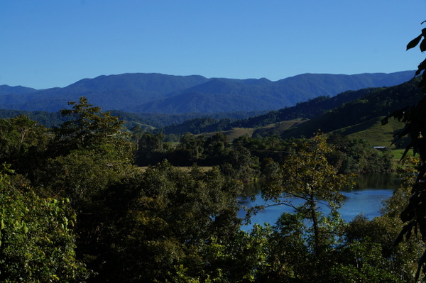 Daintree countryside