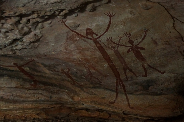 The Aboriginal people of Australia have used painting and drawing to record centuries of history, culture and traditions. With some of the works thought to be 40,000 years old, they are the artists behind the world's oldest galleries. The Quinkan Galleries are some of the best examples of Indigenous rock art in the country.