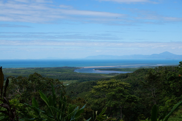 View from Mount Alexandra Lookout