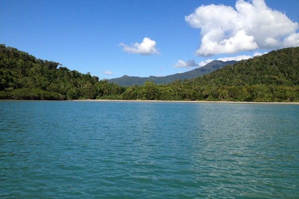 Cape Tribulation is the meeting point for two world heritage areas – The Wet Tropics World Heritage Area and the Great Barrier Reef Marine Park. And yes it's as spectacular as it sounds.
