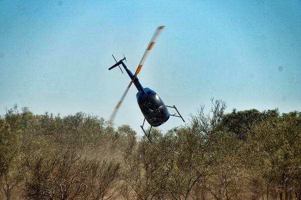 Daredevil helicopter