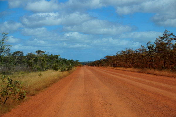 Road from Cape York