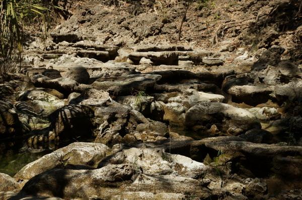 Rocks at Cascades