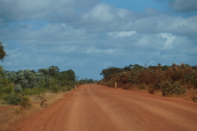 Cape York road 2014