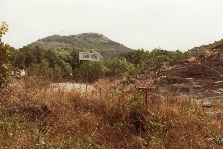 Cape York 1982