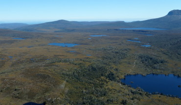 Cradle Mountain National Park plateau