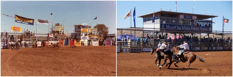Mount Isa Rodeo 1982 2014