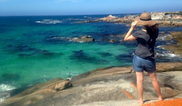 At Bay of Fires