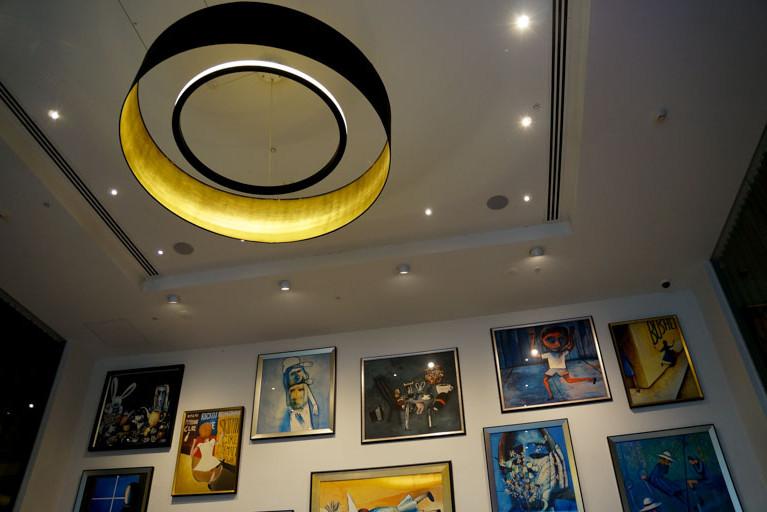 Blackman lobby