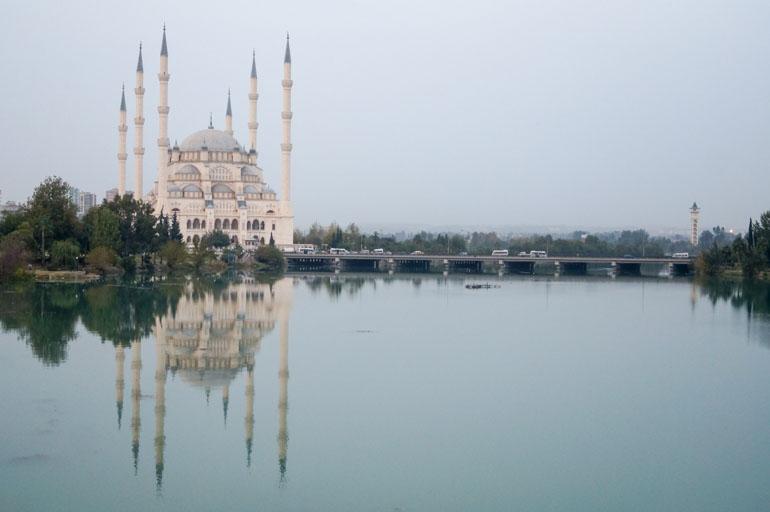 Mosque, Adana