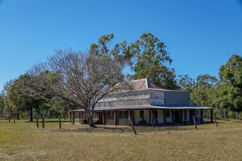 Old Laura Homestead - Rinyirru National Park