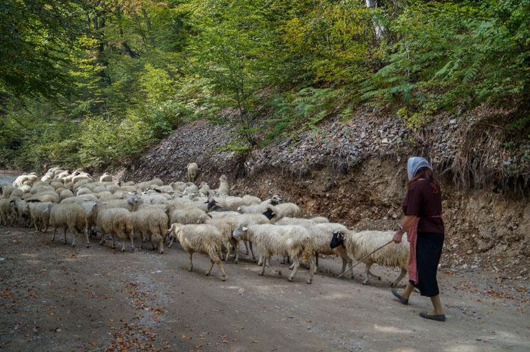 Theth, Albania