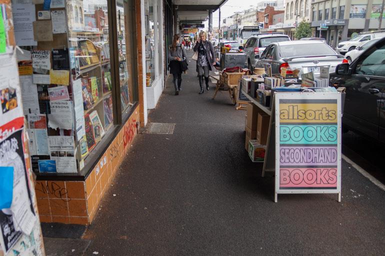 Allsorts Books, Northcote