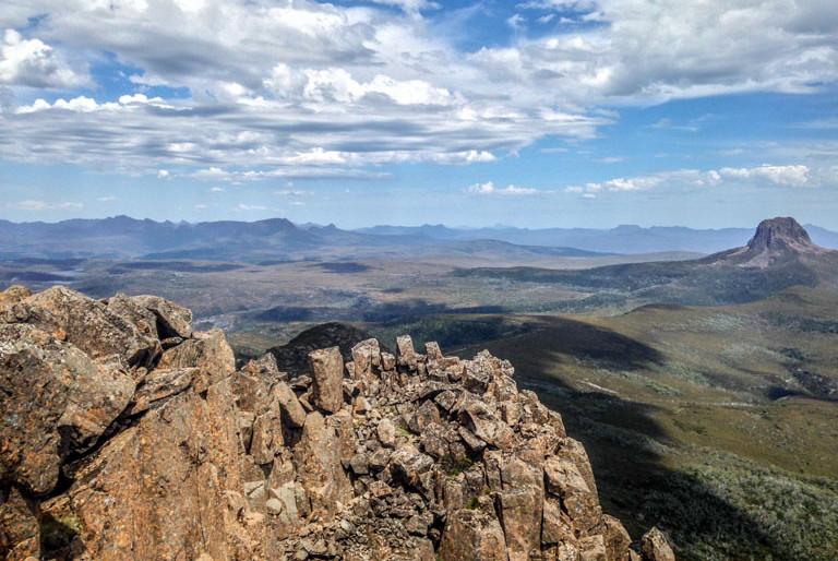 Barn Bluff, Cradle Mountain