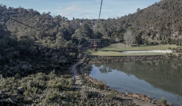 Cataract Gorge feature