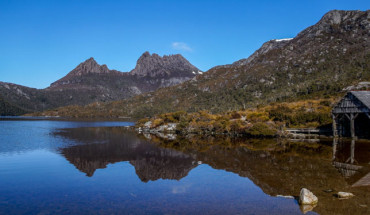 Cradle Mountain feature