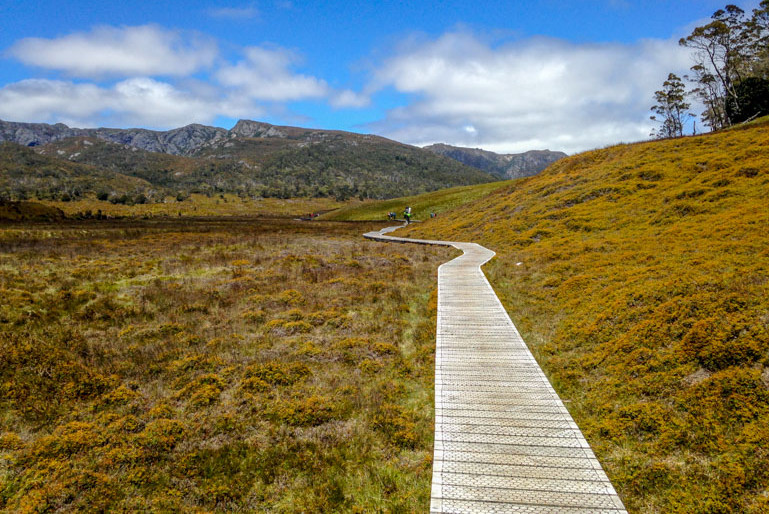 Overland Track, Cradle Mountain