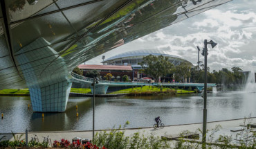 River Torrens feature