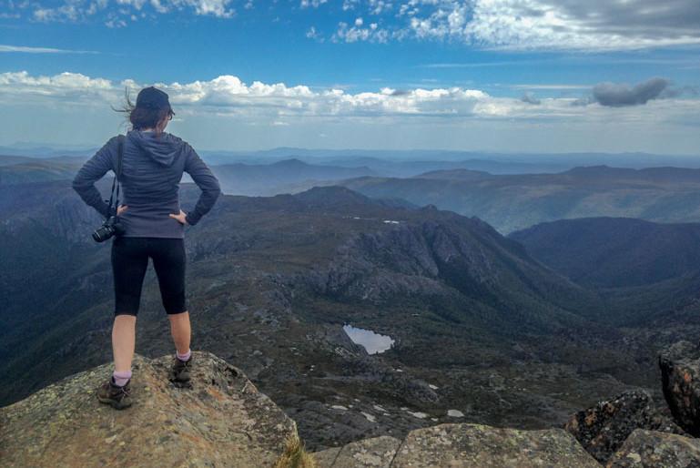 Summit, Cradle Mountain