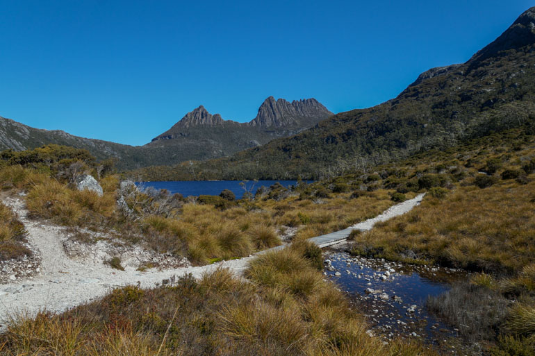 Track, Cradle Mountain