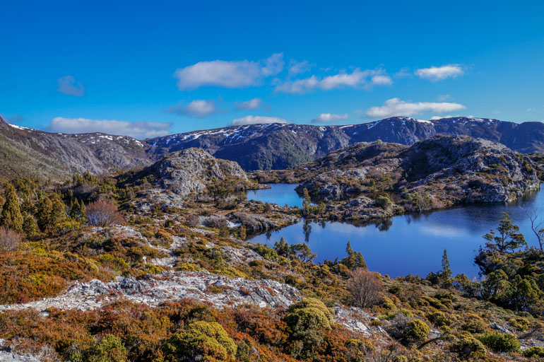 Twisted Lakes, Cradle Mountain