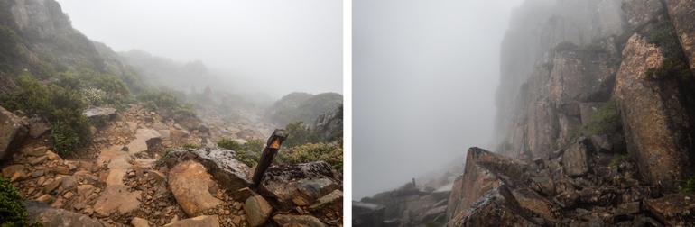 Climb - Overland Track