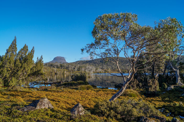 Lake Windermere, Barn Bluff, Overland Track