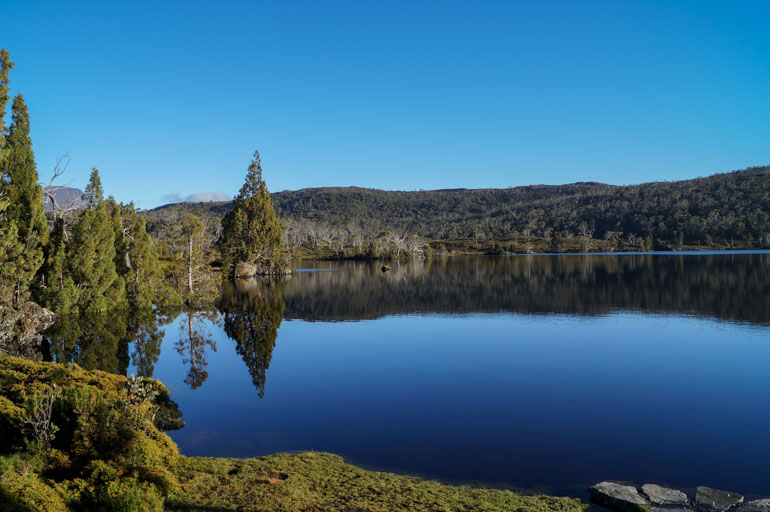 Lake Windermere, Overland Track