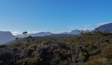 Overland Track feature