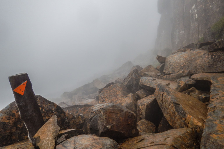 Rocks to Ossa - Overland Track