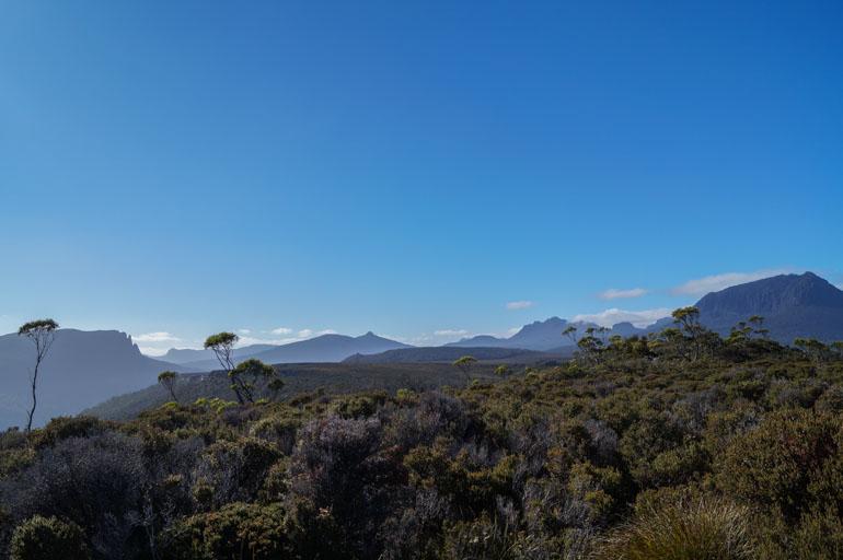 Tasmania's peaks, Overland Track
