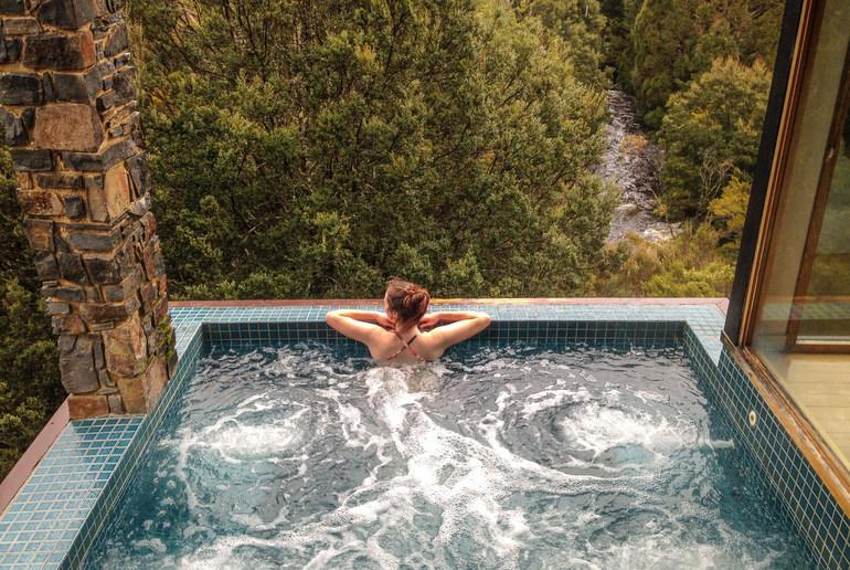 #25 Waldheim Alpine Spa, Cradle Mountain