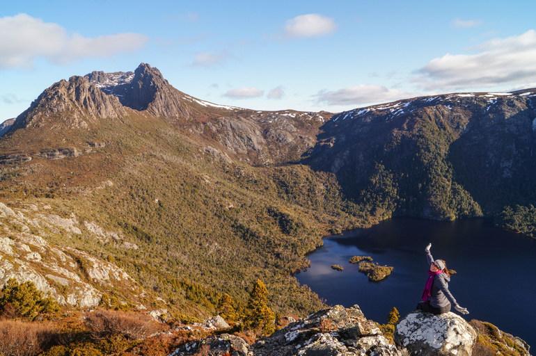 #24 Hansons Peak, Cradle Mountain
