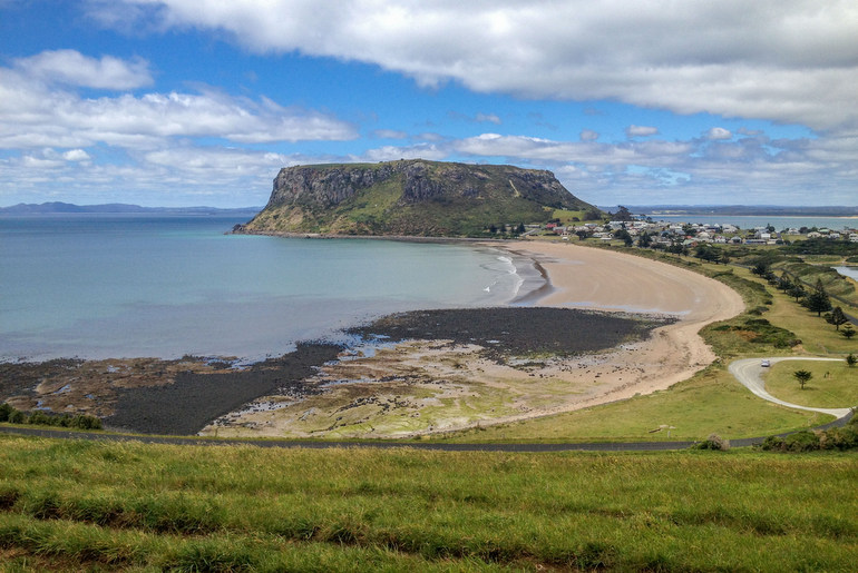 100 things to do in Tasmania - The Nut, Stanley