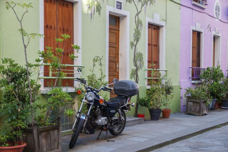 Rue Cremieux Number 21